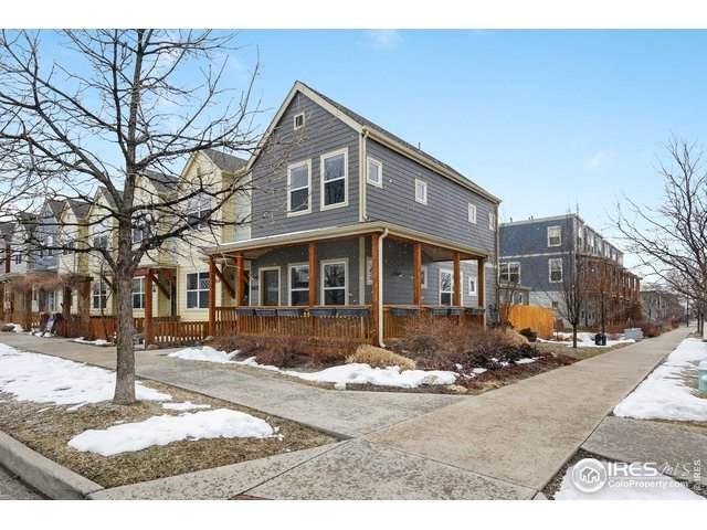 4602 16th St, Boulder, CO 80304 (MLS #904739) :: 8z Real Estate