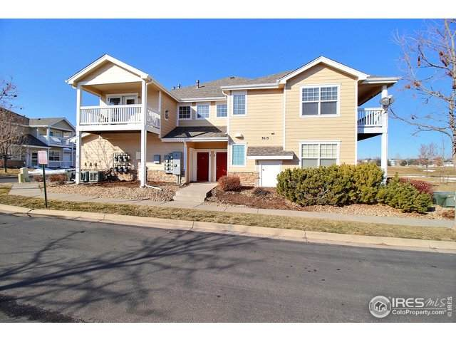 3613 Ponderosa Ct #2, Evans, CO 80620 (#904744) :: HergGroup Denver