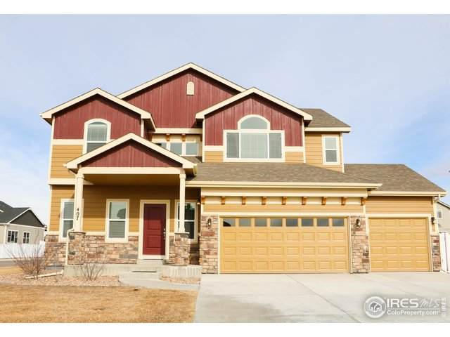 407 Boxwood Dr, Windsor, CO 80550 (#904745) :: The Brokerage Group