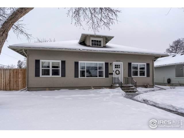622 E 8th St, Loveland, CO 80537 (MLS #904752) :: 8z Real Estate