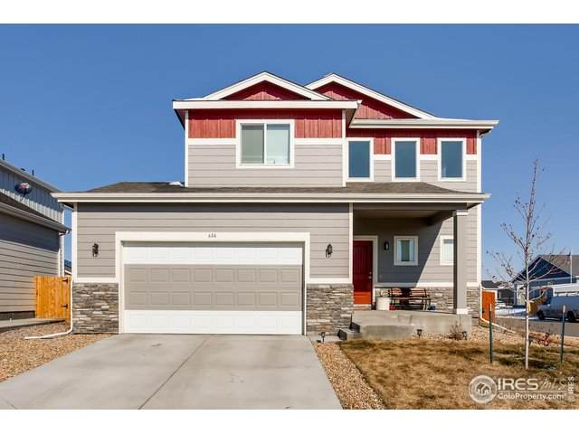 686 S Prairie Dr, Milliken, CO 80543 (#904762) :: HergGroup Denver
