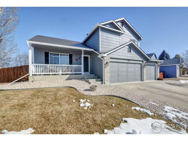 1530 Cedarwood Dr, Longmont, CO 80504 (#904763) :: The Peak Properties Group