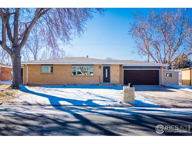 815 35th Ave Ct, Greeley, CO 80634 (#904765) :: HergGroup Denver