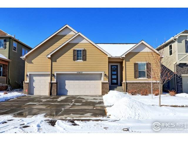 11677 Jacobsen St, Parker, CO 80134 (MLS #904767) :: Colorado Home Finder Realty