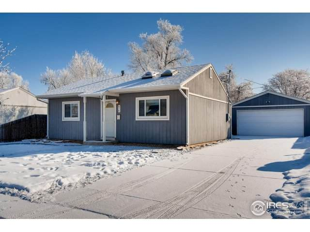 814 S 1st Ave, Brighton, CO 80601 (MLS #904769) :: RE/MAX Alliance