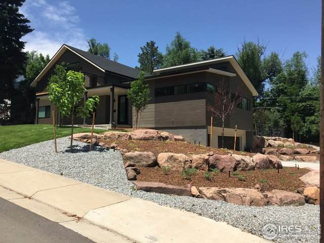 1575 Mariposa Ave, Boulder, CO 80302 (MLS #904771) :: Jenn Porter Group