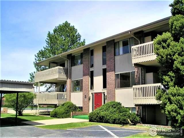 600 Manhattan Dr #8, Boulder, CO 80303 (MLS #904777) :: 8z Real Estate