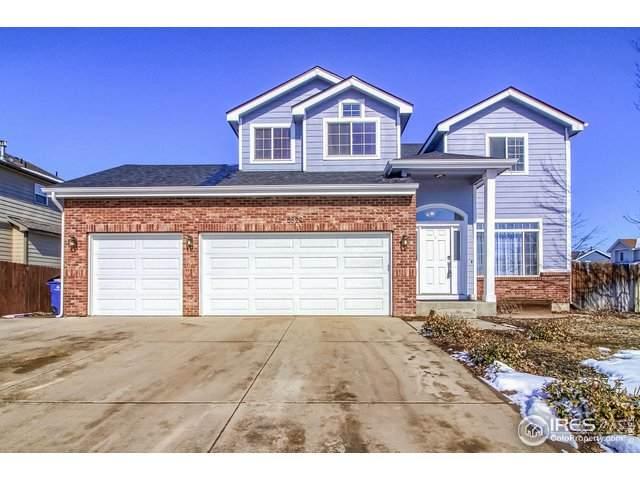 5829 Wetland Loop, Frederick, CO 80504 (#904779) :: The Peak Properties Group