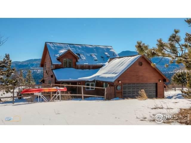 215 Lakeshore Park Rd, Boulder, CO 80302 (MLS #904784) :: 8z Real Estate