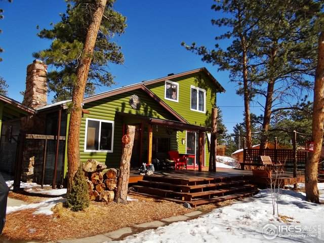 86 Fir Dr, Red Feather Lakes, CO 80545 (MLS #904794) :: Kittle Real Estate