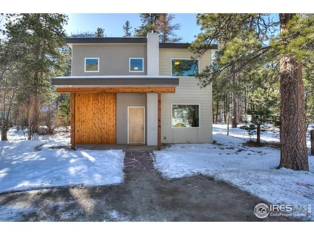 41 Smith Bridge Rd, Bellvue, CO 80512 (#904795) :: My Home Team
