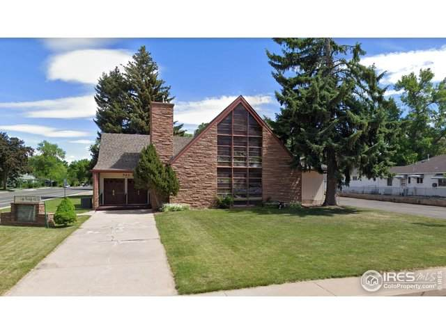 502 E Pitkin St, Fort Collins, CO 80524 (#904800) :: The Griffith Home Team