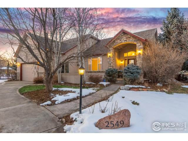 2549 Cowley Dr, Lafayette, CO 80026 (#904801) :: The Griffith Home Team