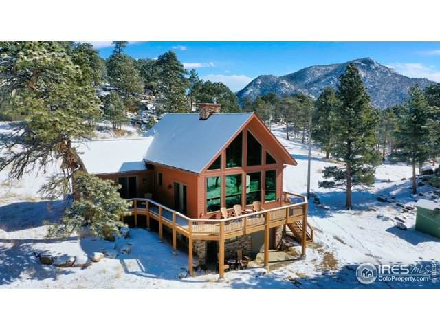 1412 Narcissus Dr, Estes Park, CO 80517 (MLS #904815) :: J2 Real Estate Group at Remax Alliance