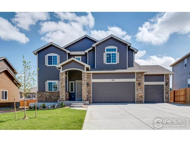 1285 Wild Basin Rd, Severance, CO 80550 (#904818) :: The Griffith Home Team