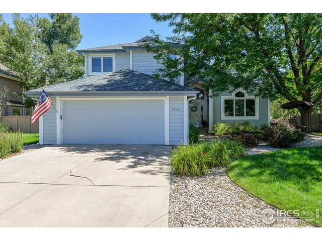 4518 Seaboard Ln, Fort Collins, CO 80525 (MLS #904835) :: June's Team