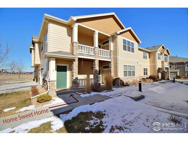 6607 W 3rd St #1013, Greeley, CO 80634 (MLS #904842) :: Colorado Home Finder Realty