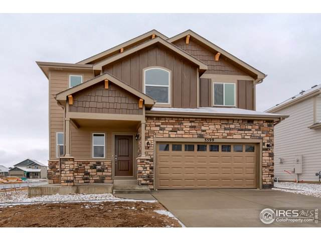 1383 Copeland Falls Rd, Severance, CO 80550 (MLS #904843) :: June's Team