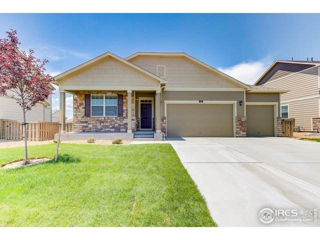 334 Central Ave, Severance, CO 80550 (MLS #904845) :: June's Team