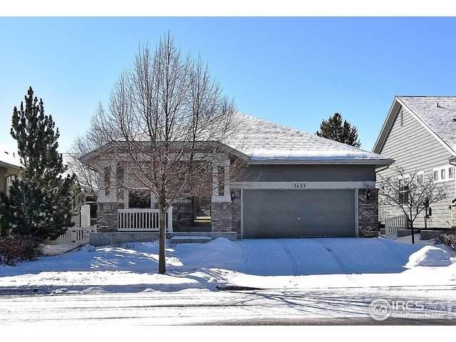3633 Big Dipper Dr, Fort Collins, CO 80528 (MLS #904887) :: J2 Real Estate Group at Remax Alliance