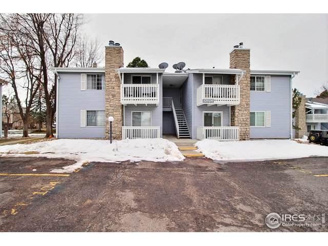 13506 E Jewell Ave #201, Aurora, CO 80012 (#904889) :: James Crocker Team