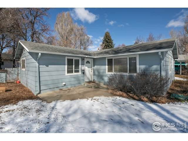 1836 Homer Ct, Fort Collins, CO 80521 (MLS #904895) :: J2 Real Estate Group at Remax Alliance
