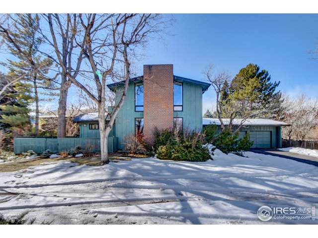 455 Erie Dr, Boulder, CO 80303 (MLS #904897) :: Jenn Porter Group