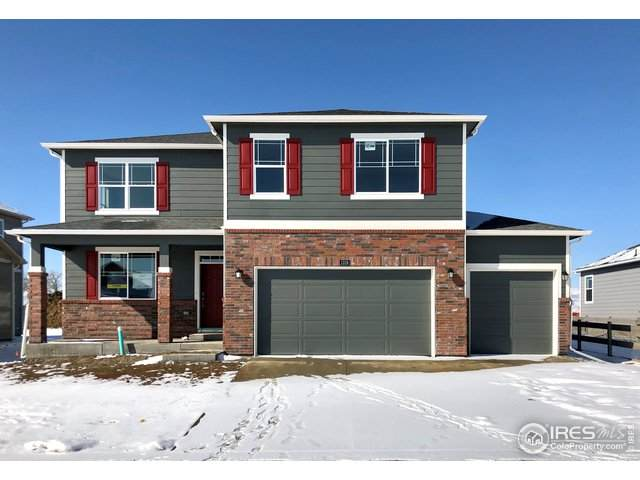1319 Vantage Pkwy, Berthoud, CO 80513 (MLS #904905) :: Kittle Real Estate