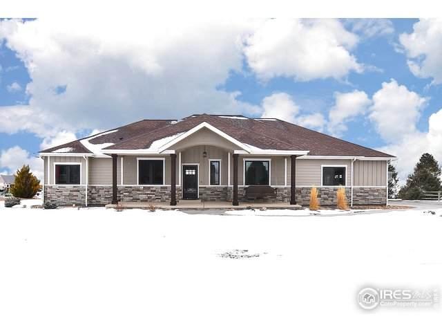 1402 Fox Ridge Pkwy, Severance, CO 80550 (MLS #904910) :: J2 Real Estate Group at Remax Alliance