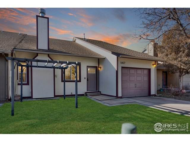 5427 Tripp Ct, Fort Collins, CO 80525 (MLS #904918) :: Colorado Home Finder Realty