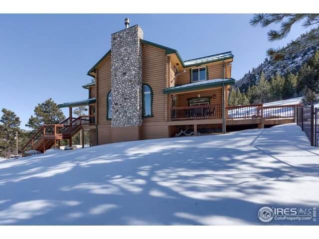 6147 Mill Creek Rd, Livermore, CO 80536 (MLS #904919) :: Kittle Real Estate