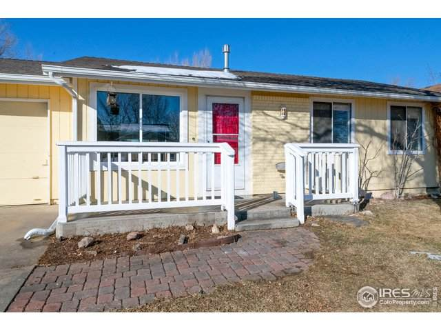 2217 6th St, Loveland, CO 80537 (MLS #904929) :: J2 Real Estate Group at Remax Alliance
