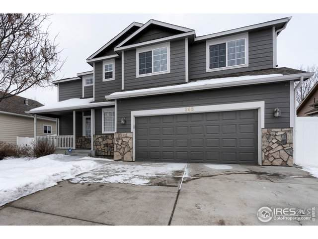368 Green Teal Dr, Loveland, CO 80537 (MLS #904934) :: J2 Real Estate Group at Remax Alliance
