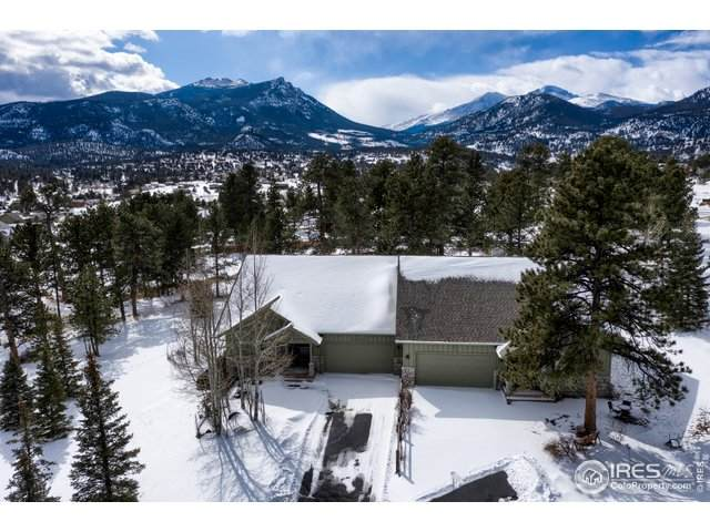 1747 Avalon Dr, Estes Park, CO 80517 (MLS #904937) :: Jenn Porter Group