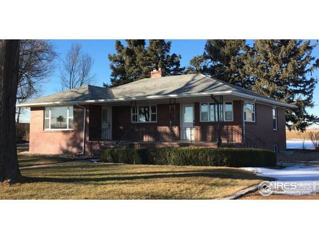 25605 County Road 62.5 Rd, Greeley, CO 80631 (MLS #904943) :: J2 Real Estate Group at Remax Alliance