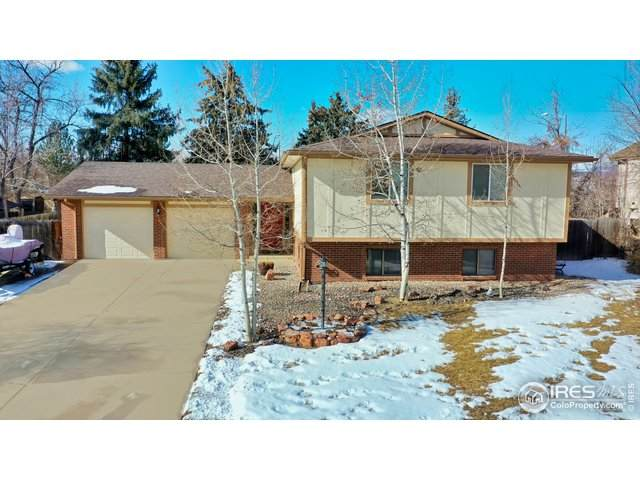 2707 El Rancho Dr, Loveland, CO 80538 (MLS #904944) :: J2 Real Estate Group at Remax Alliance