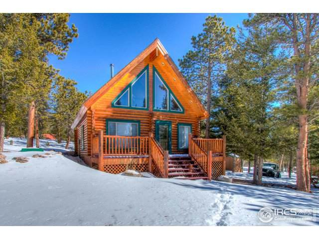 292 Jicarilla Trl, Red Feather Lakes, CO 80545 (MLS #904954) :: Kittle Real Estate