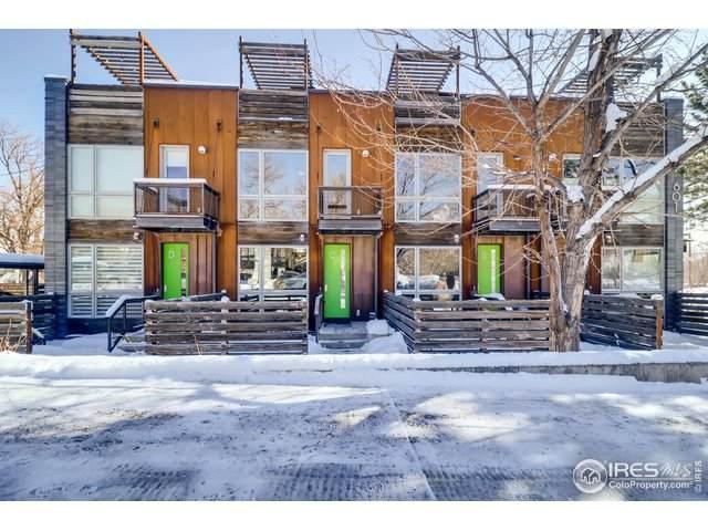 601 Canyon Blvd C, Boulder, CO 80302 (MLS #904966) :: Jenn Porter Group
