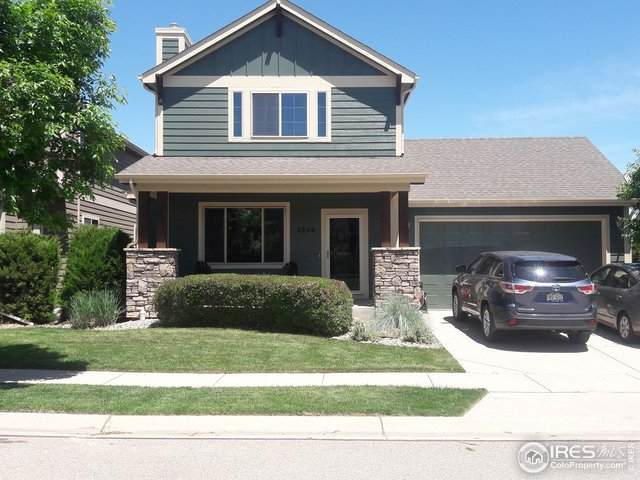 2844 Annelise Way, Fort Collins, CO 80525 (MLS #904971) :: Kittle Real Estate