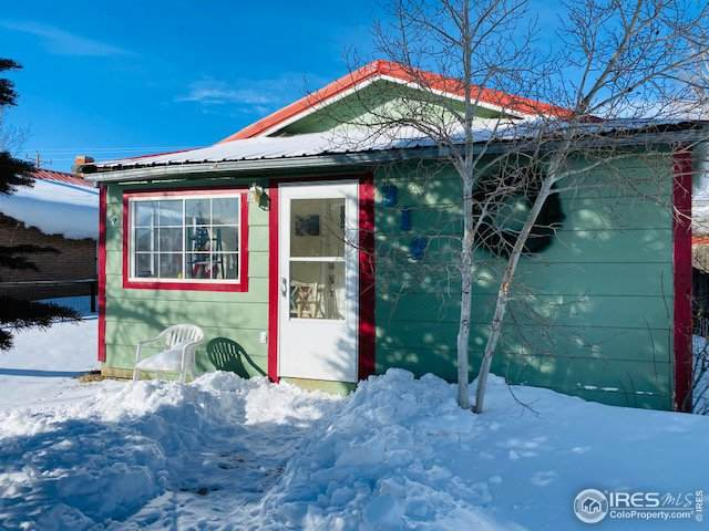 312 Main St, Walden, CO 80480 (#904972) :: Re/Max Structure