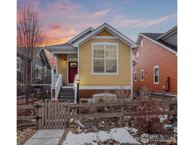 535 Straight Creek Way, Lafayette, CO 80026 (MLS #904975) :: Colorado Home Finder Realty