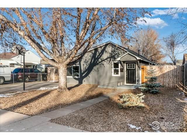 522 16th Ave, Greeley, CO 80631 (MLS #905002) :: Colorado Home Finder Realty