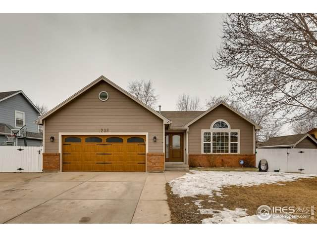 1208 7th St, Fort Lupton, CO 80621 (#905008) :: The Brokerage Group