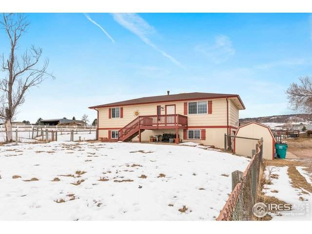 1001 Maureen Dr, Berthoud, CO 80513 (MLS #905010) :: Kittle Real Estate