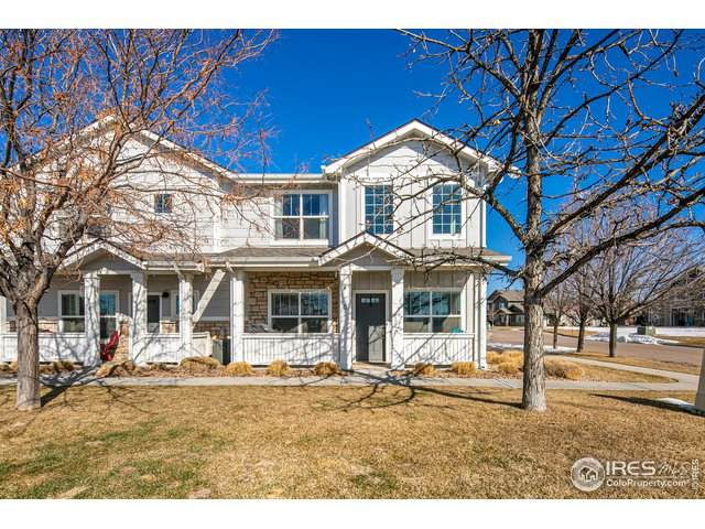 3623 29th St #5, Greeley, CO 80634 (MLS #905014) :: 8z Real Estate
