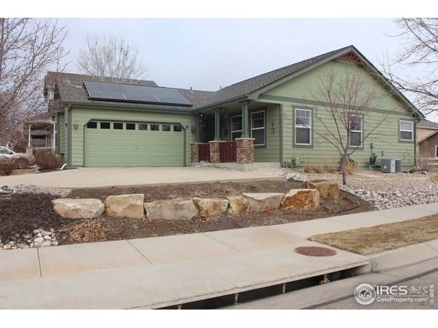 2220 Clearfield Way, Fort Collins, CO 80524 (MLS #905021) :: Jenn Porter Group