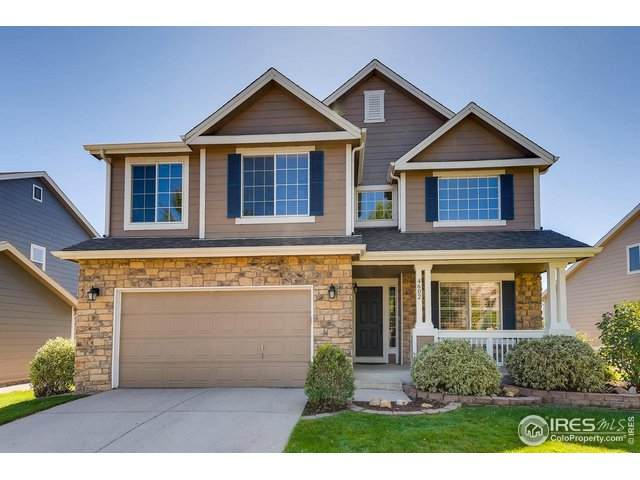 4602 Foothills Dr, Loveland, CO 80537 (MLS #905022) :: Kittle Real Estate