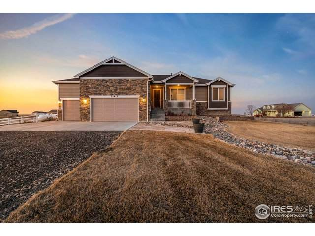 12873 County Road 72, Severance, CO 80615 (MLS #905036) :: 8z Real Estate