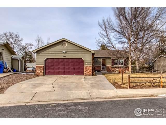951 23rd St, Loveland, CO 80537 (MLS #905040) :: Kittle Real Estate