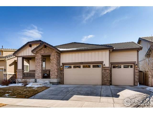 15566 E 115th Pl, Commerce City, CO 80022 (#905051) :: The Brokerage Group
